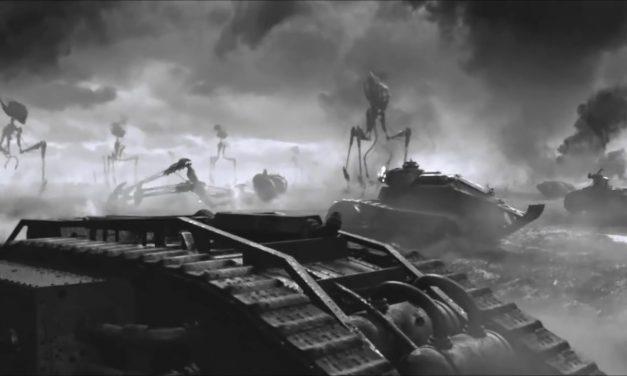 La guerra de los mundos – Orson Welles