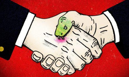 El arte de tratar con personas tóxicas